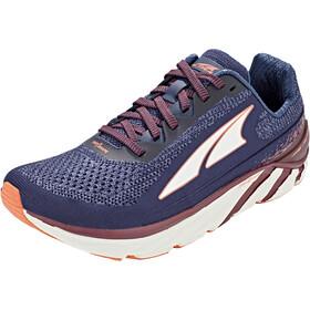 Altra Torin Plush 4 Running Shoes Women navy/plum